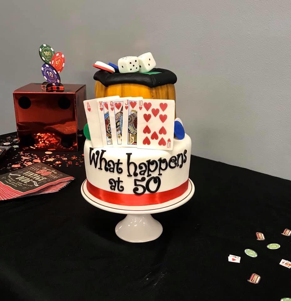 Cake by YaWanna Cake