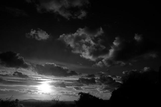 Giant skies