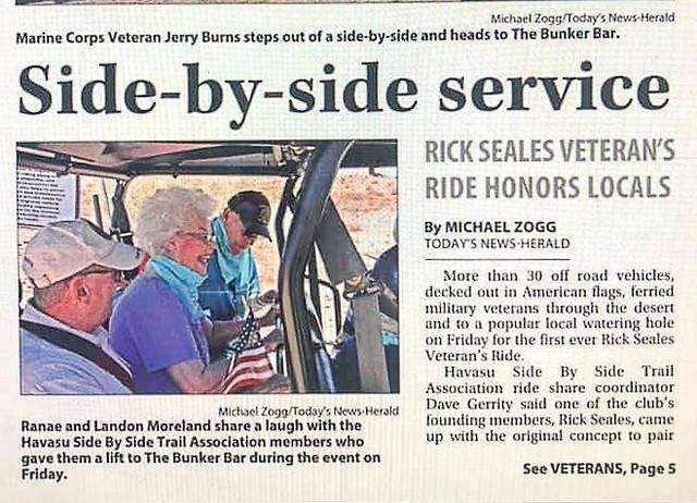Veteran Ride 2021-10
