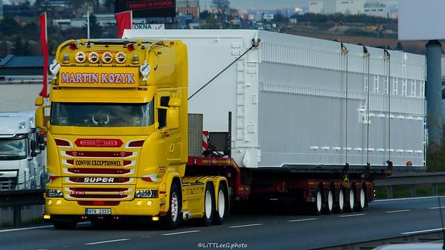 Scania R730 V8 Streamline Topline Martin Kozyk (CZ)