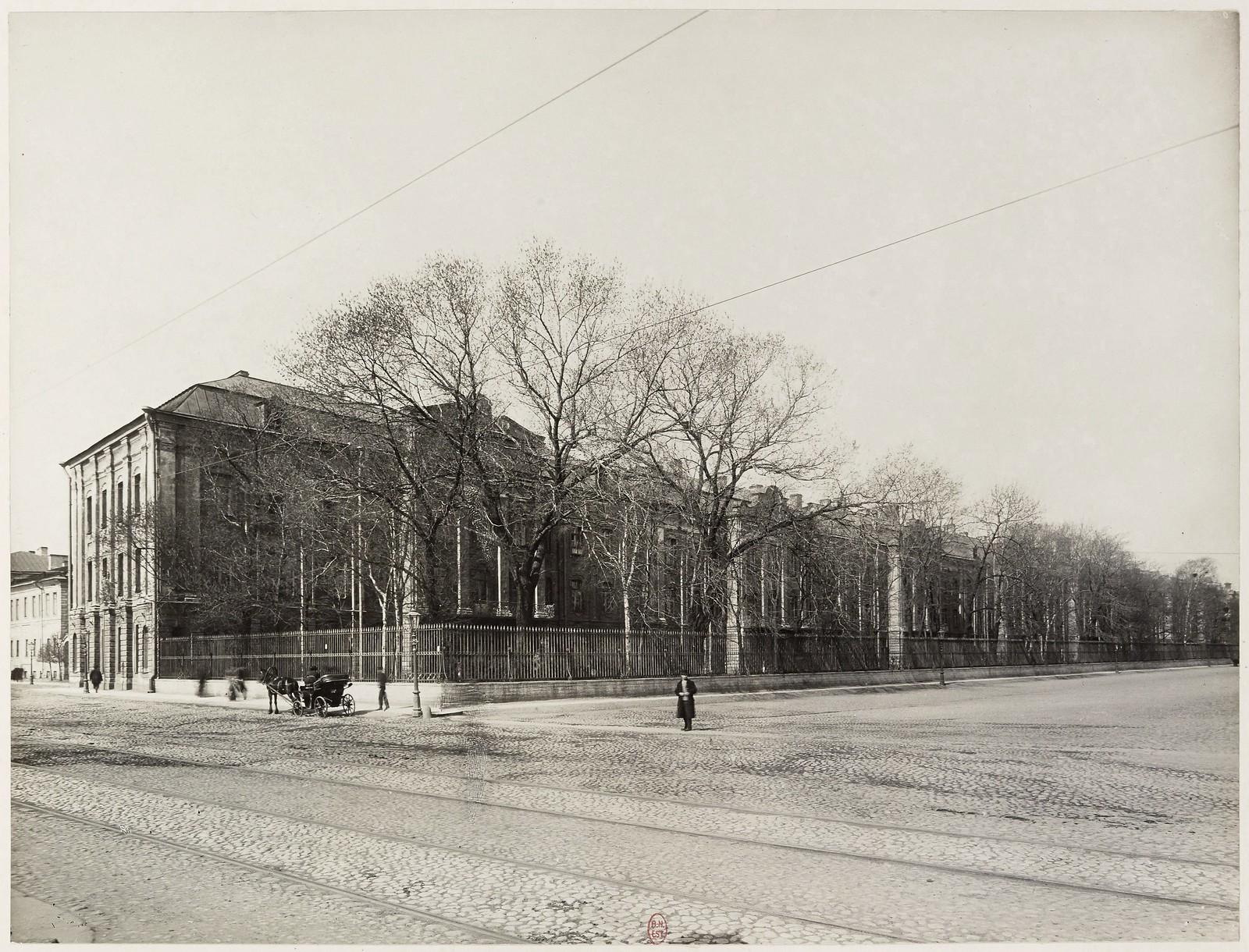 1908. Императорский университет