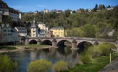 Weilburg Steinerne Brücke erbaut 1769