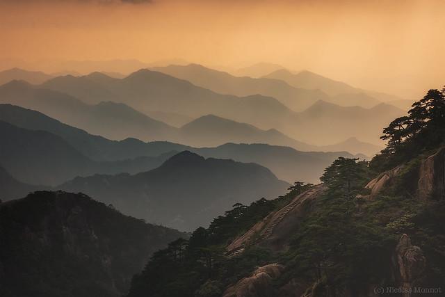 Beyond the Yellow Mountain