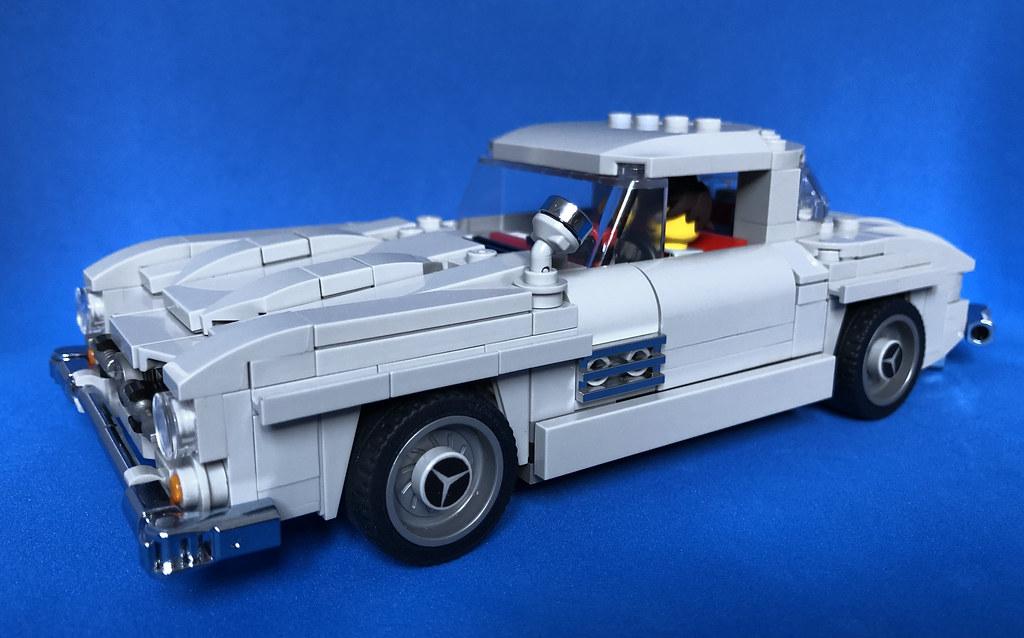 Mercedes 300 SL 6
