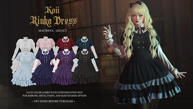 † koii † Rinko Dress @Ota.Con