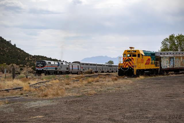 Amtrak Day