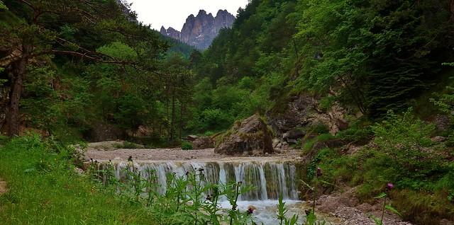 ITALIEN / Italy, Rund um Molveno (TN) , Rio Masso, 79032/13643