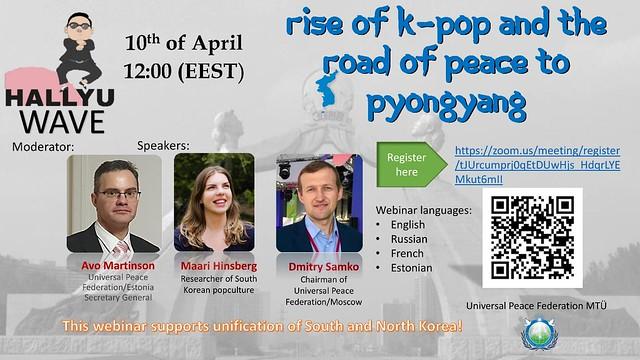 Estonia-2021-04-10-Estonia Explores K-pop and Road to Pyongyang