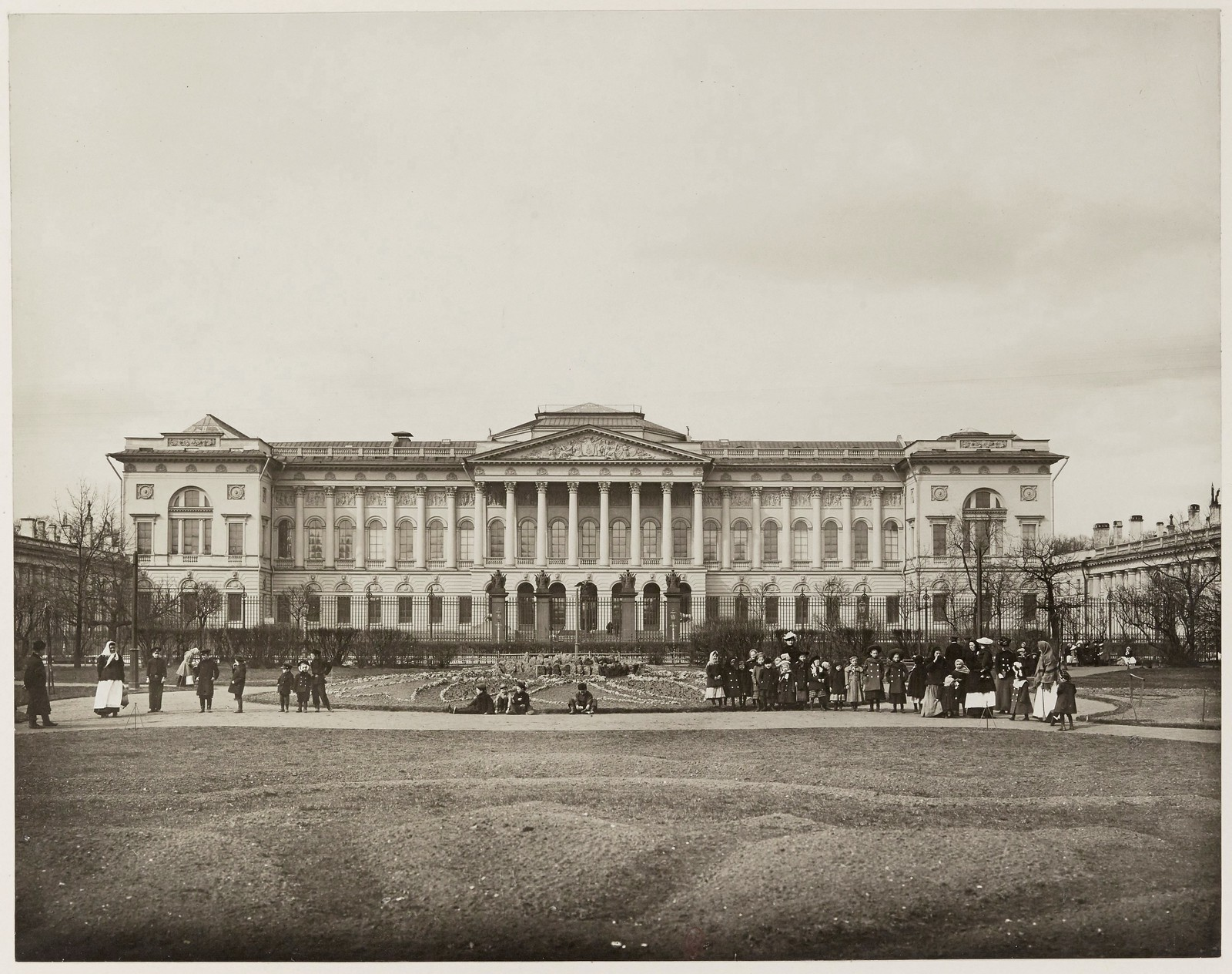 1900. Русский музей императора Александра III