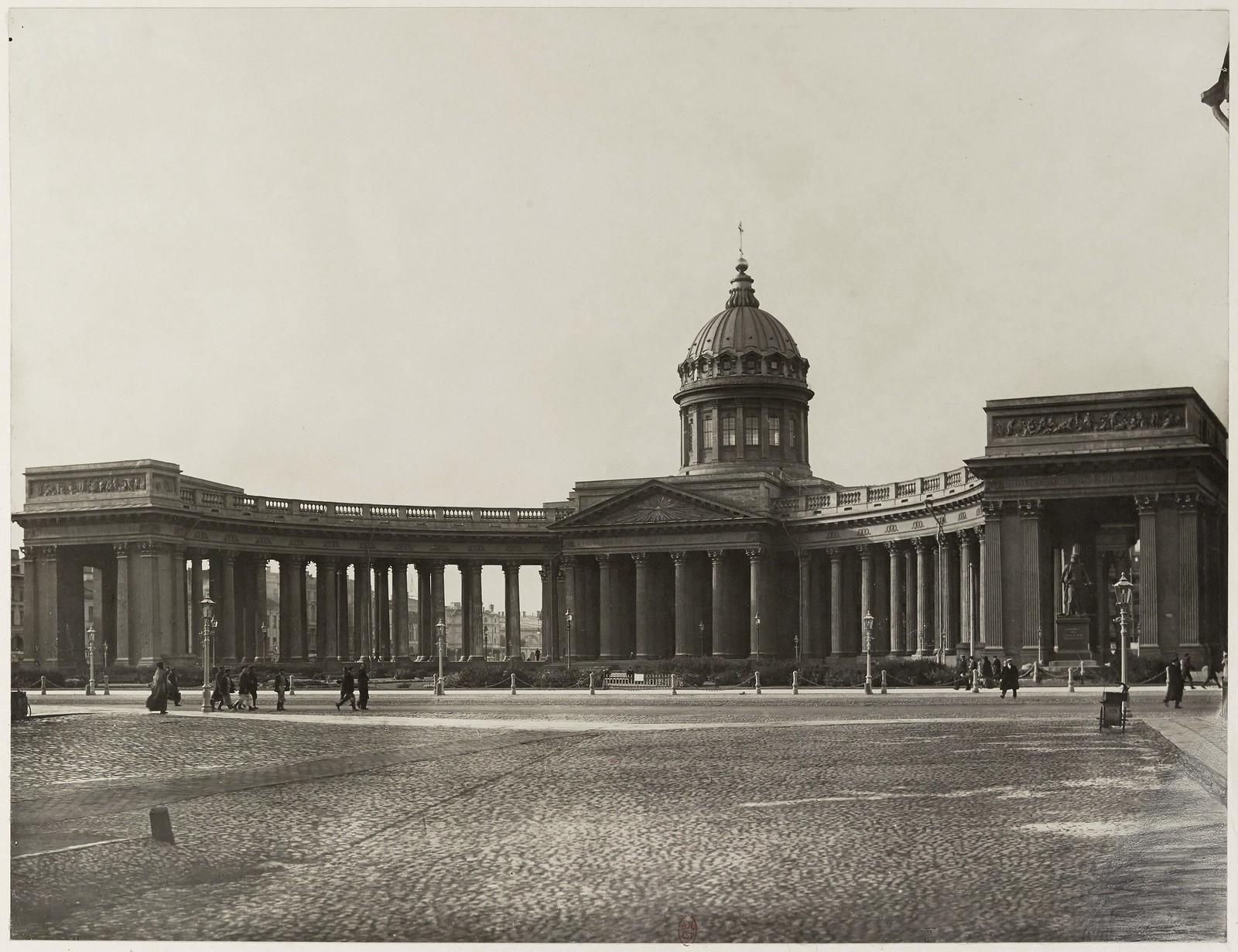 1900. Казанский кафедральный собор