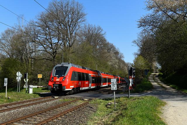 DB 442 261/ 755 Röcklingen 28.04.2021