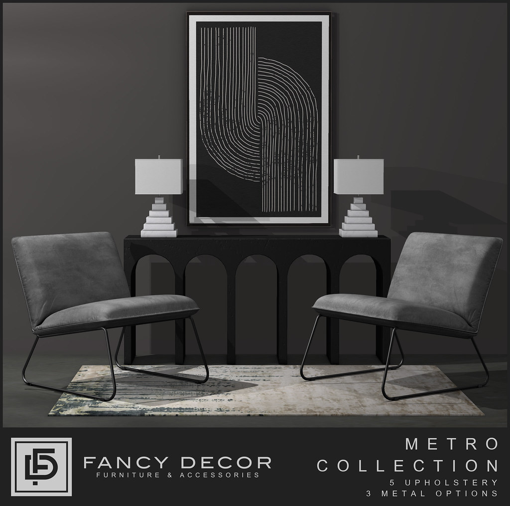 Metro Collection @ FaMESHed