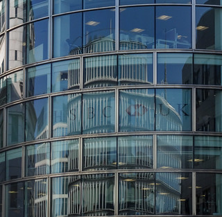 City of London reflections