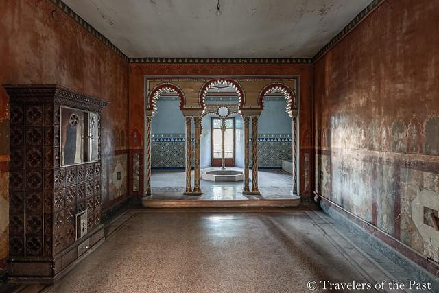Chateau Mosaique 01