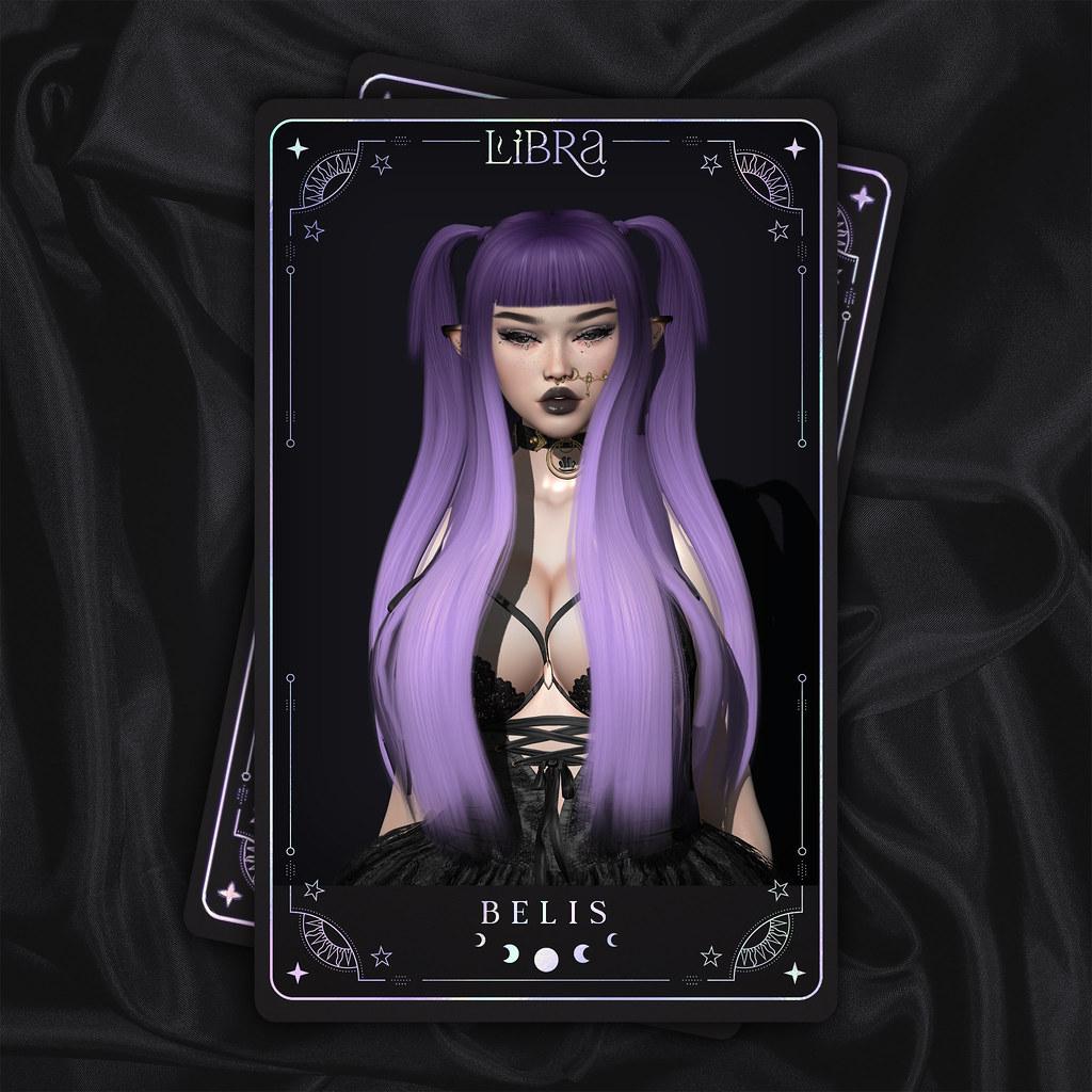 Libra - Belis Hair @Otacon