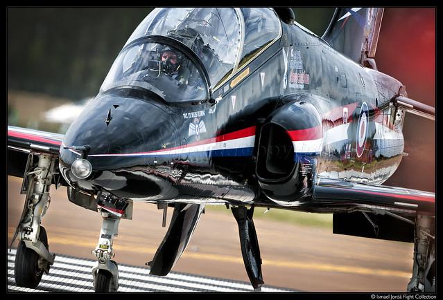 BAE Hawk T1 (2011)