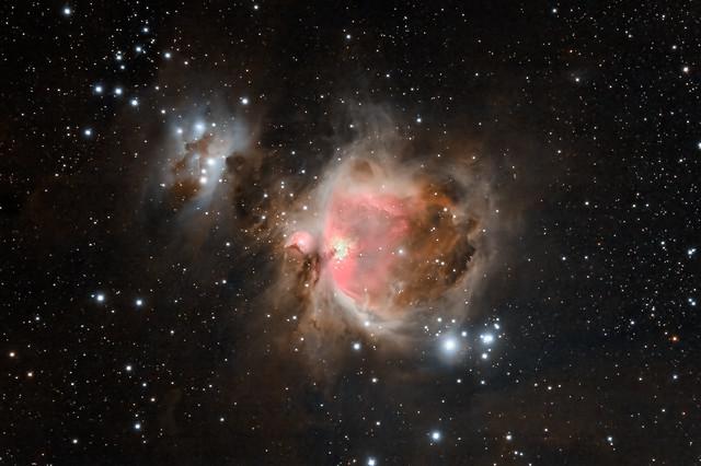 Orion, M42