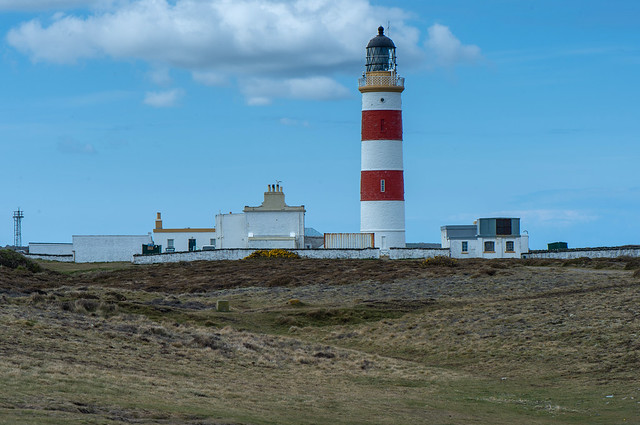 Point of Ayre Lighthouse.