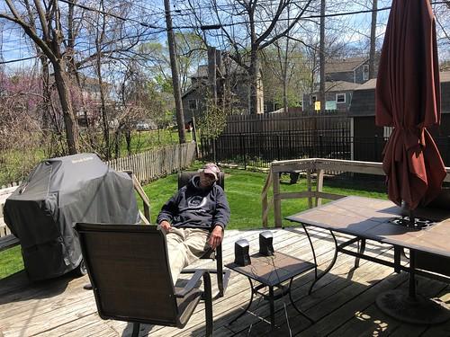 George in Ypsilanti, Michigan