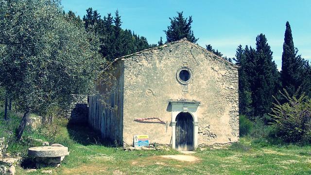 Μονή Αγίου Γεωργίου Σκάρων