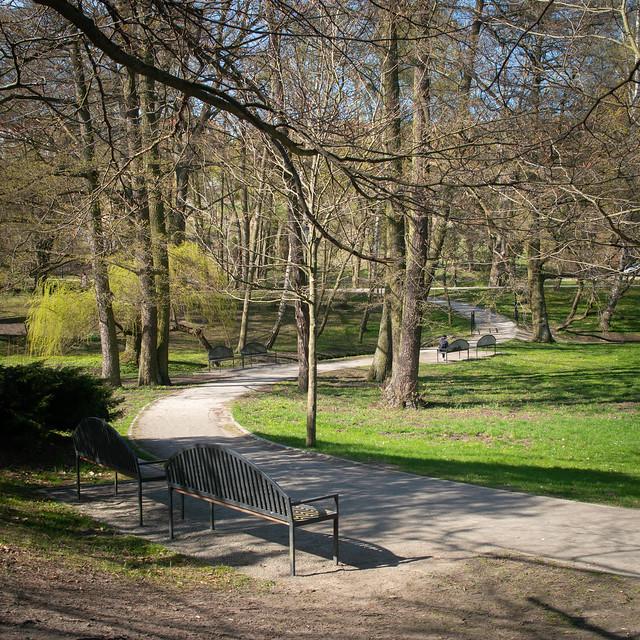 Gdańsk - Park Oruński