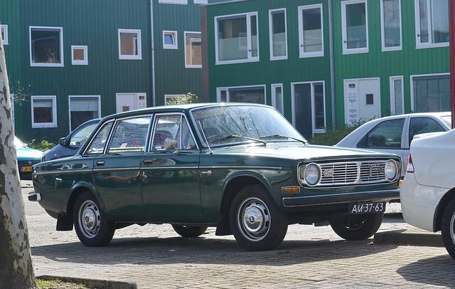 1972 Volvo 144 AM-37-63
