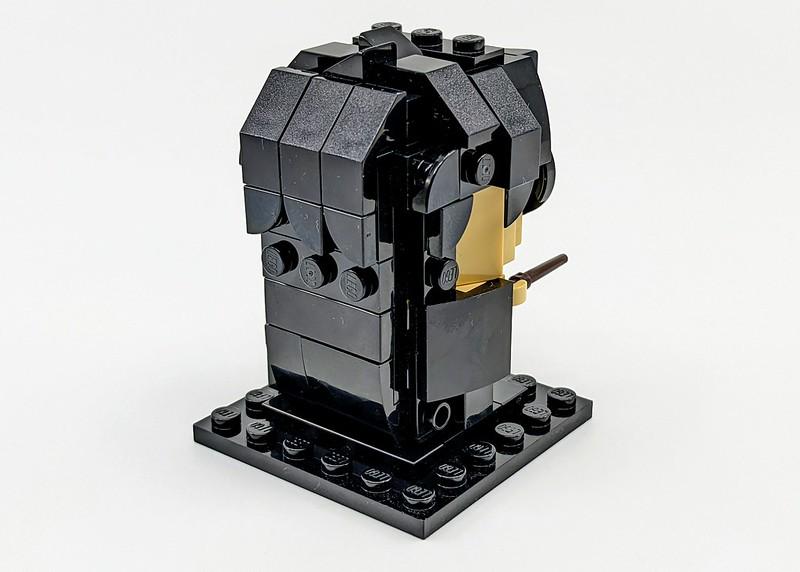 LEGO Wizarding World BrickHeadz Review