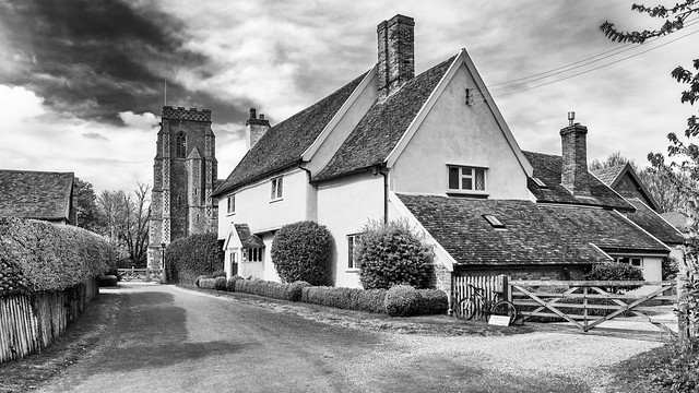 An english Village
