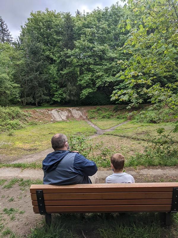 Kirkland Watershed: Contemplating the Reservoir