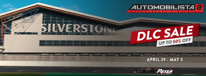 Automobilista 2 DLC Sale