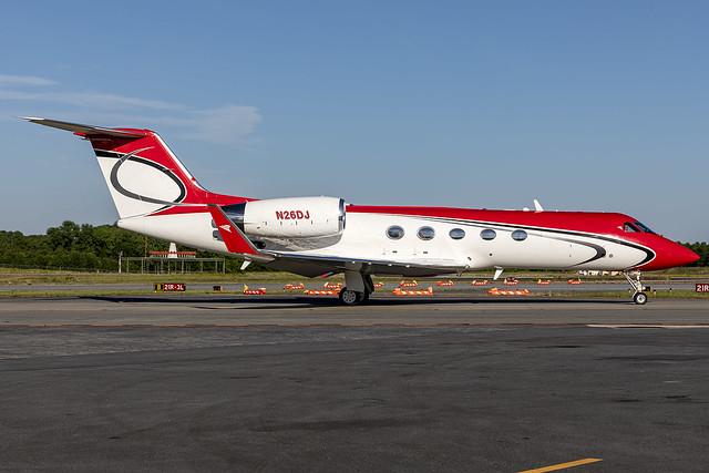 N26DJ - Gulfstream G-IVSP - KPDK - 01 May 2021