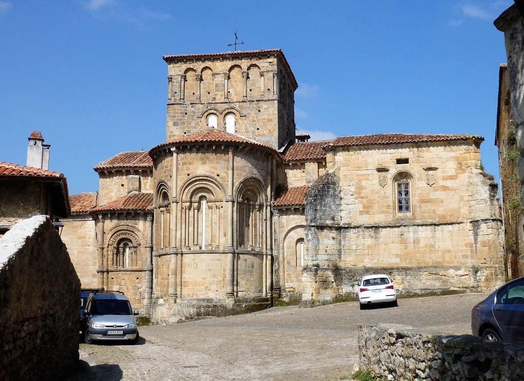 Santillana del Mar - Abside Colegiata de Santa Juliana - Cantabria