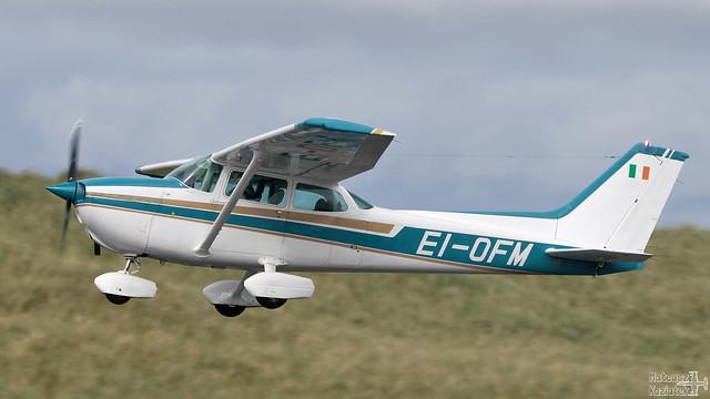 Cessna F172N Skyhawk II EI-OFM