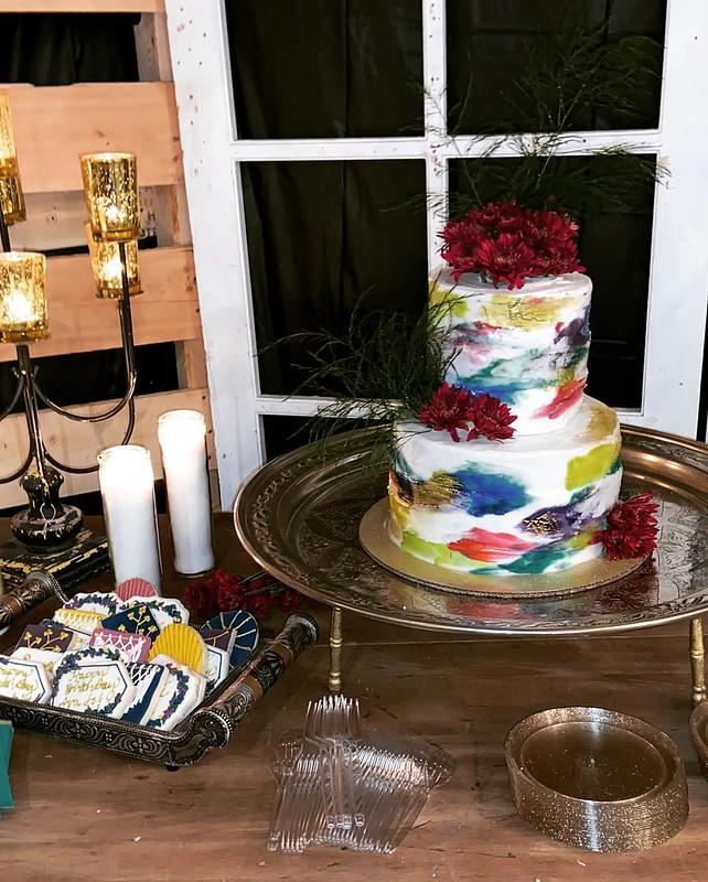 Cake by Sassy Sugar Shoppe