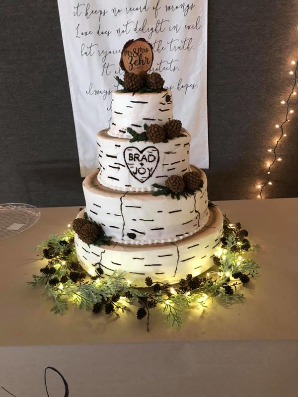 Cake by Julie's Sweets & Treats