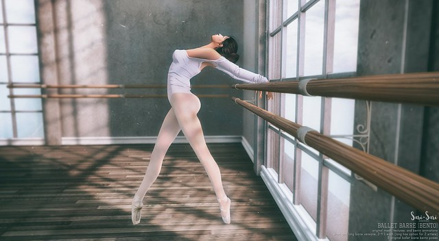 Sari-Sari - Ballet Barre (bento) & Anthem Anniv Cheapie