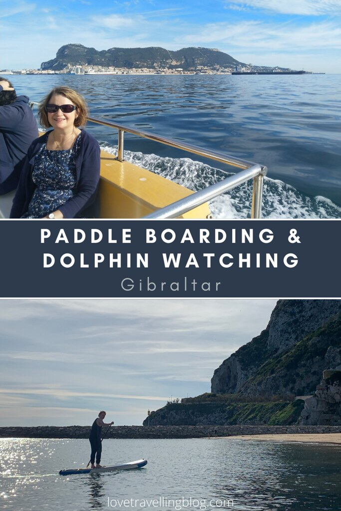 Paddle Boarding & Dolphin Watching, Gibraltar