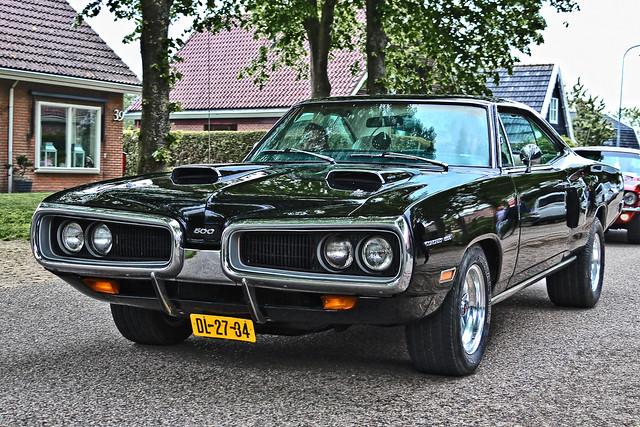 Dodge Coronet 500 1970 (8496)