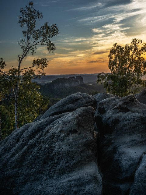 soft rocks - weiche Felsen