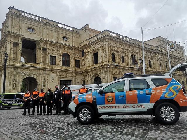 Protección Civil Sevilla