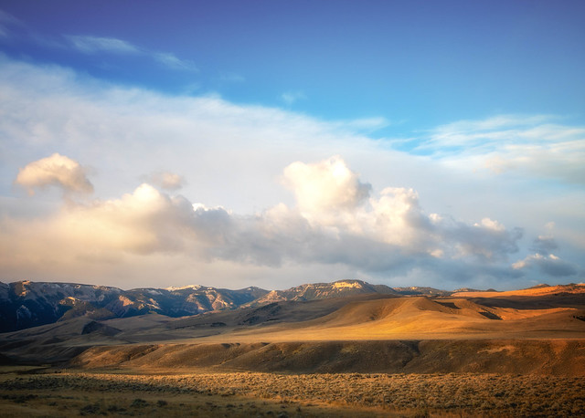 Beartooth Range Front
