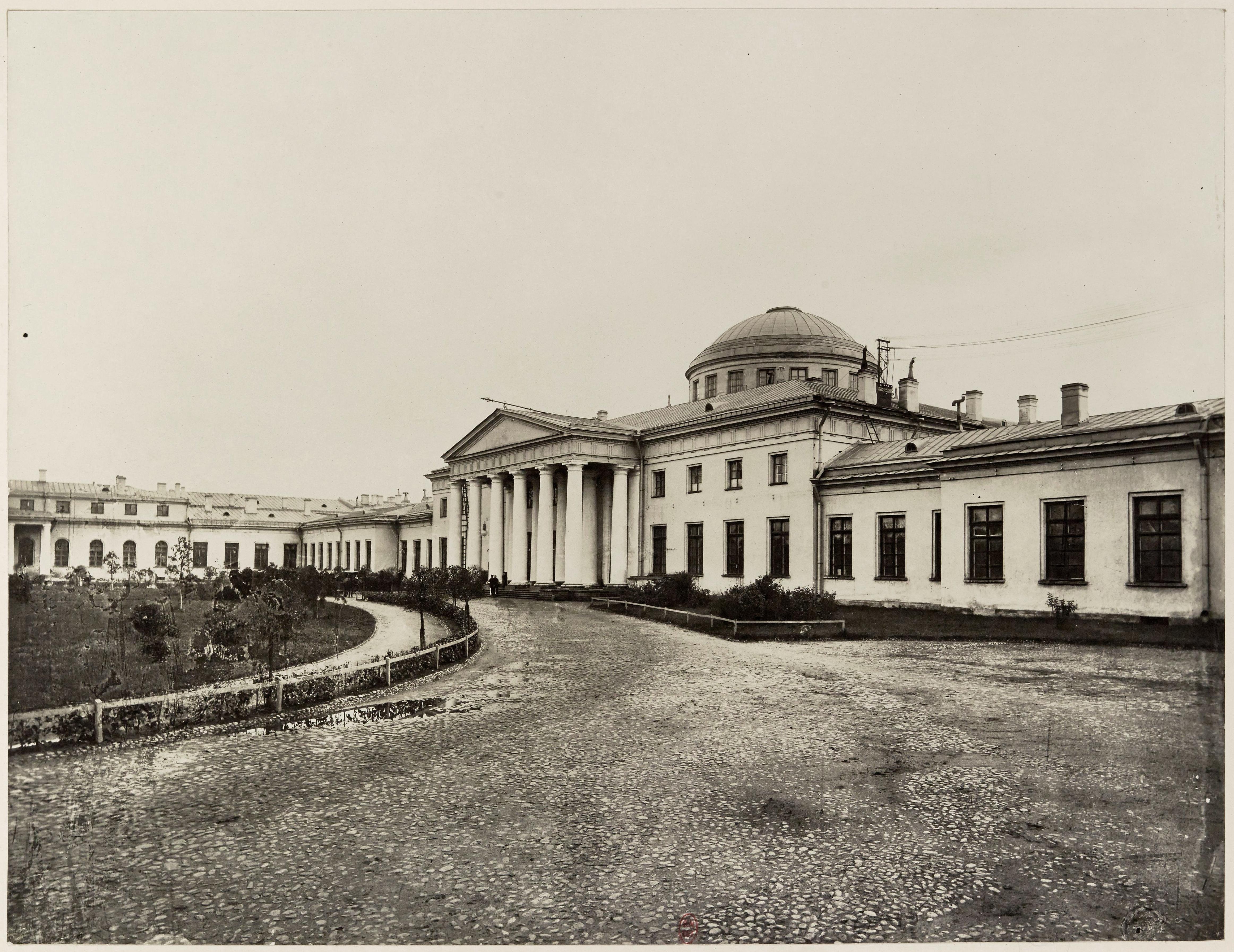 1900. Таврический дворец
