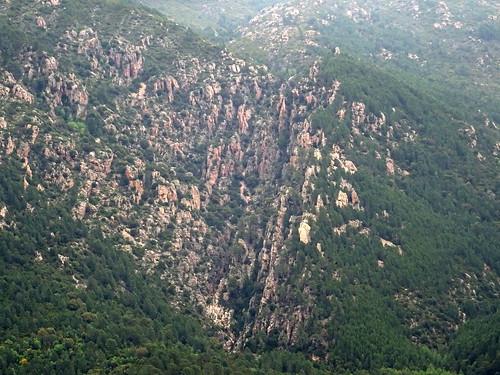 Le canyon de Lora