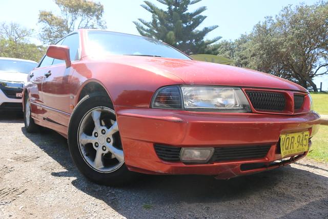 2000 Mitsubishi Magna (TH) Sports