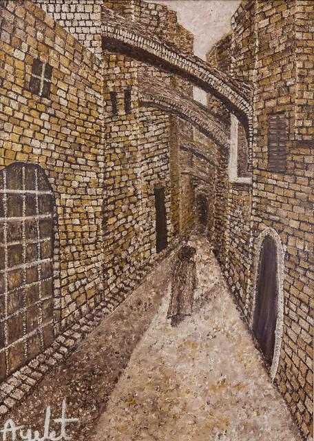 איילת בוקר היוצרות הישראליות ציירות  העכשוויות האמניות המודרניות ציור חום בנקודות