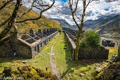 Anglesey Barracks Dinorwic Quarry Llanberis