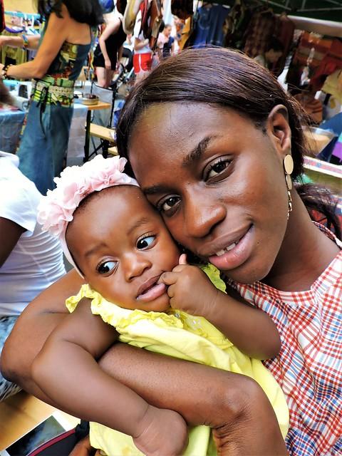 Mbinkey & Aminata