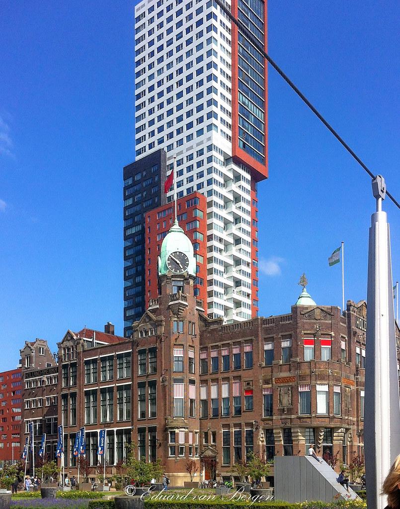 2014 - Hotel New York (1901), Rotterdam.