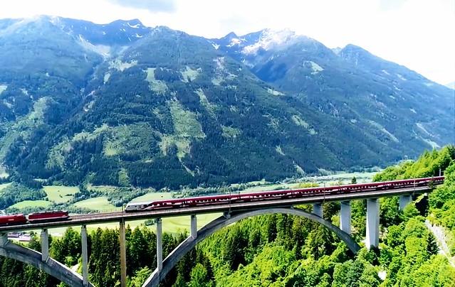Heavy Traffic- Austria