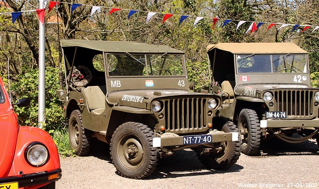 Willys MB 1948